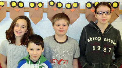 Rockwood Geography Bee
