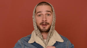 Shia LaBeouf's acid trip was all in a day's work