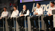 Rick Hendrick is hoping stability brings him another NASCAR championship in 2013.