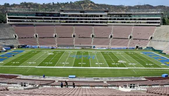 Pasadena was one of 13 host cities selected for the 2013 CONCACAF Gold Cup tournament that will take place from July 7-28 as was announced Wednesday morning by the Confederation of North, Central American and Caribbean Association Football. The matches will be played at the Rose Bowl. (File Art).