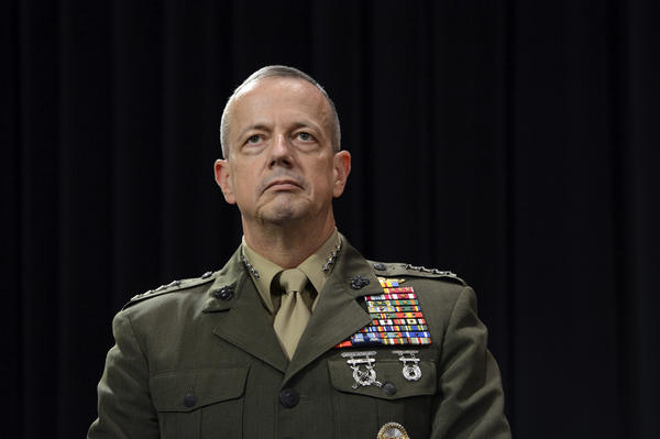 Supreme Allied Commander in Europe Gen. Allen
