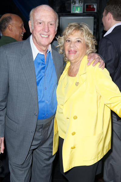 Mike and Corky Hale Stoller. The legendary songwriter-producer and his musician wife were identified by the Pasadena Playhouse as the previously anonymous donors who gave a crucial $1 million that helped it reemerge from bankruptcy.