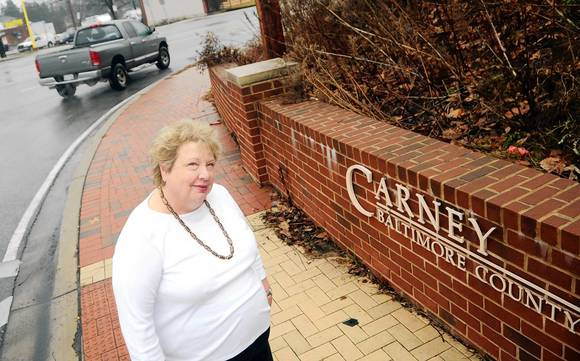 This is a profile of Carney community activist and Carney Improvement Association Presiden Meg O'Hare. We need shots of O'Hare on si