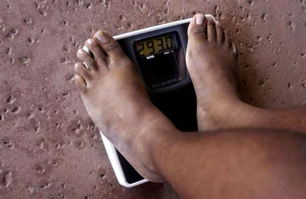 An Irish study has found that men and women are increasingly underestimating their weight.