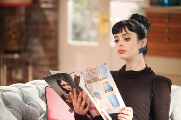 "Krysten Ritter stars in ""Don't Trust the B---- in Apt. 23."""