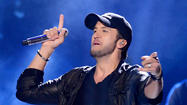 He was just here, but now he's back: Luke Bryan, who performed in South Florida earlier this month, will headline the 28th annual 99.9 Kiss Country Chili Cookoff Sunday at C.B. Smith Park in Pembroke Pines.