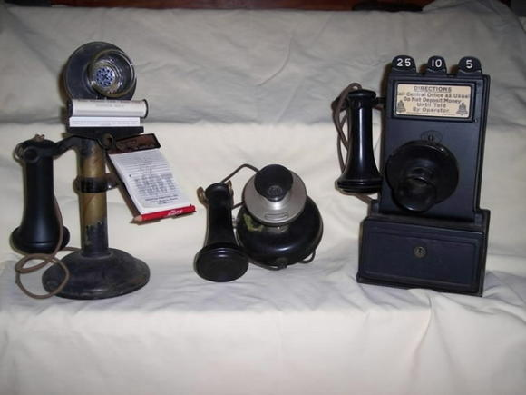 Picture: Historic Telephones