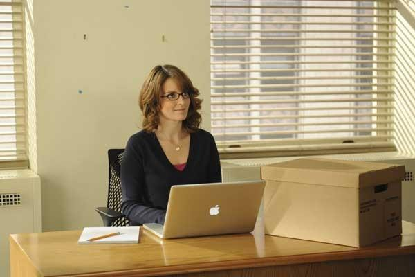 Tina Fey on '30 Rock'