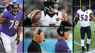 Four events that turned the Ravens season on the path to the Super Bowl