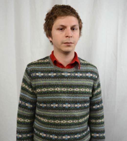 Sundance Film Festival 2013 celebrity sightings: Actor Michael Cera poses for a portrait at the Photo Studio for MSN Wonderwall at ChefDance.