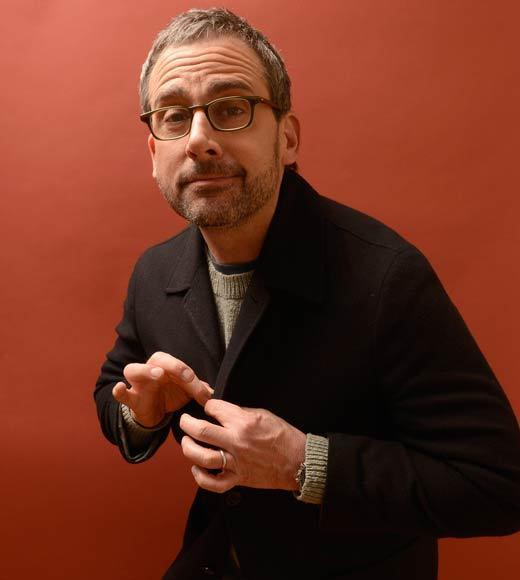 Actor Steve Carell poses for a portrait during the 2013 Sundance Film Festival at the Getty Images Portrait Studio at Village at the Lift.