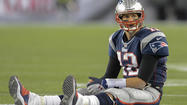 Tom Brady fined $10,000 for leg striking Ed Reed on slide