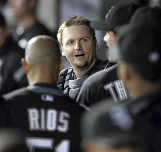 Former White Sox catcher A.J. Pierzynski, who last month left the team after eight years to sign with the Texas Rangers as a free agent, recently listed his five-bedroom, Victorian-style mansion in the Lincoln Park neighborhood for $1.8 million, and after two weeks, the home went under contract Jan. 18.