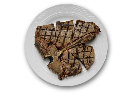 20-ounce steak