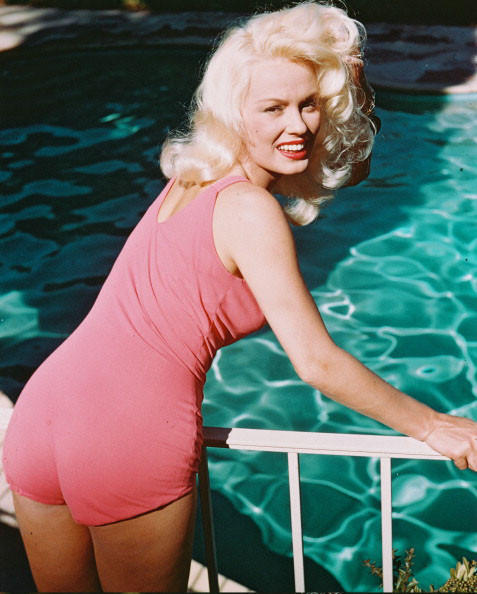 20th Century Fox's answer to Marilyn Monroe, Mamie Van Doren became a 50's sex symbol with a run of 'bad girl' movies. Ms Van Doren is 81.