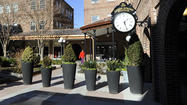 Green Spring Station — a collection of boutiques, restaurants and offices near the northern end of the Jones Falls Expressway — commands some of the highest rent in Baltimore County. Visitors can shop for French linens at Paris-based Yves Delorme, try on mink at furrier Mano Swartz, and play squash at the Green Spring Racquet Club.