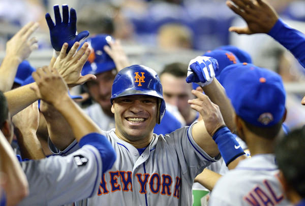 The former Mets outfielder has reportedly reached an agreement with the Chicago Cubs on a two-year deal.