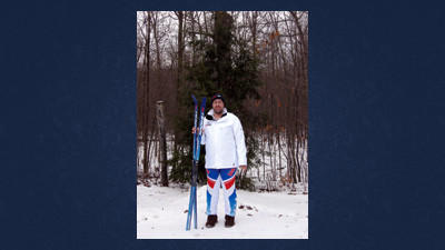 Andrew Sambol, of Somerset, will compete in the Special Olympics World Winter Games.