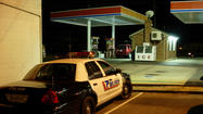 Gas station on Frederick Street robbed for third time in two weeks