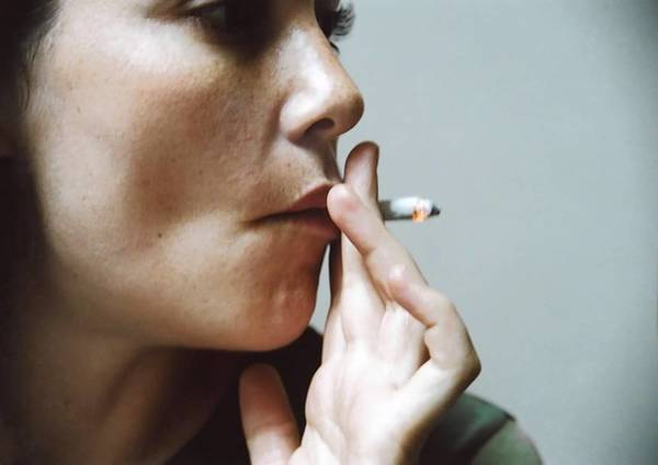 One of two large-scale surveys in the New England Journal of Medicine found that women's death rates from smoking, which had long lagged behind men's, had pulled even.