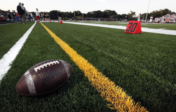 Tim O'Halloran's high school football blog.