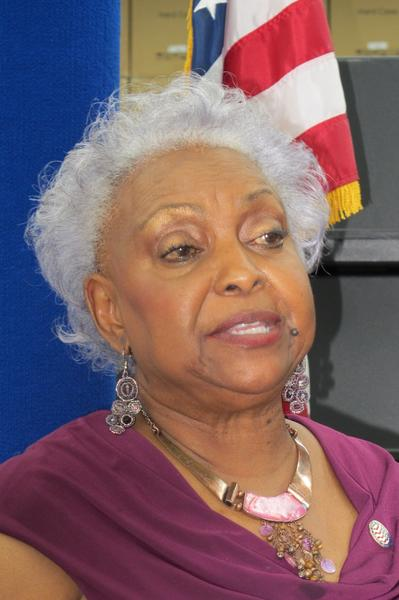 Broward County Supervisor of Elections Dr. Brenda Snipes