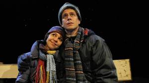 Persevering, Romantic 'Almost, Maine' At TheaterWorks