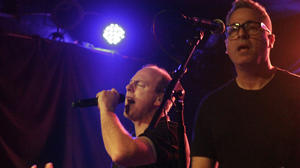 Review: A rowdy, shaggy night for Bad Religion at the Echo