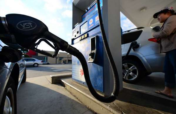 The current average for California is $3.651 a gallon, according to the AAA Fuel Gauge Report.