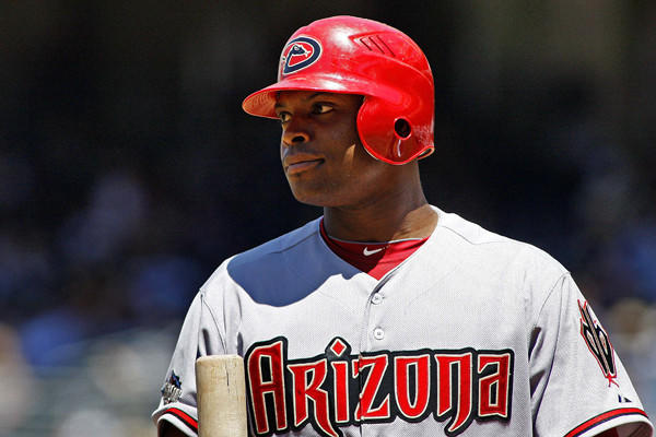 Arizona sent outfielder Justin Upton and third baseman Chris Johnson to Atlanta for infielder-outfielder Martin Prado, pitcher Randall Delgado, minor league shortstop Nick Ahmed, minor league pitcher Zeke Spruill and minor league third baseman Brandon Drury.
