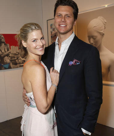Actress Ali Larter and her husband, comedian Hayes MacArthur, were announced as the next Spirit of Elysium award recipients by the Art of Elysium.