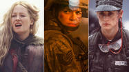 Women in combat: The lady warriors of the big screen