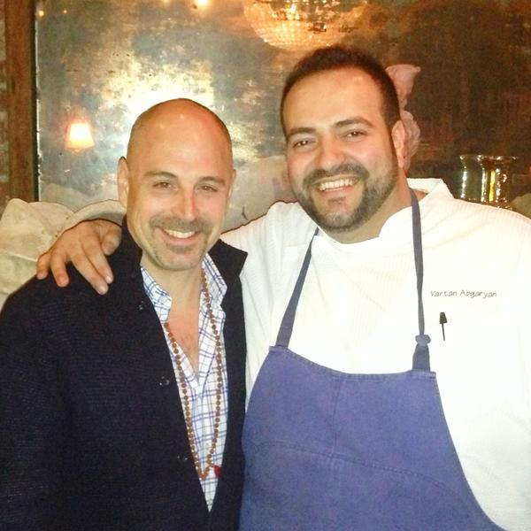 "Mixologist Matthew Biancaniello and Cliff's Edge chef, Vartan Abgaryan, are teaming up to create a pairing dinner called ""Little   Often: A Day in 7 Courses."""