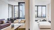 A newly built condominium unit in the sought-after financial district of Chicago no longer has to be something to envy. With the construction of 235 Van Buren it can be home.