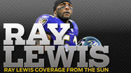 Ray Lewis coverage
