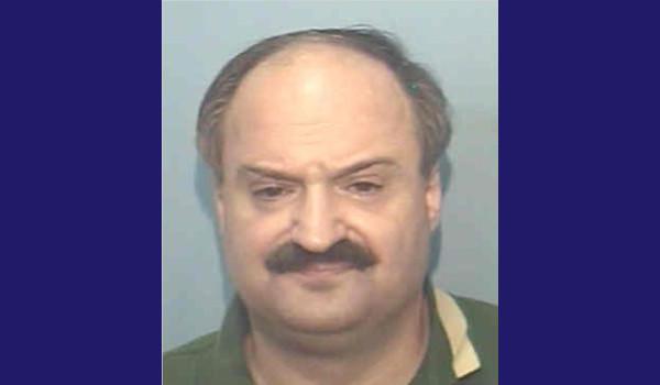 Booking photo of Steven J. Della Rose