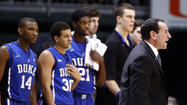 After its stunning, 27-point loss at Miami on Wednesday night, Duke is going to have additional motivation Saturday against Maryland. The Blue Devils, who will still be No. 1 until the next poll comes out, have defeated the Terps five times in a row.