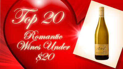 20 Romantic Wines Under $20