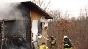 Wood-burning stove caused house fire near Reeds Spring