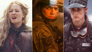 Women in combat? Old news for lady warriors of the big screen