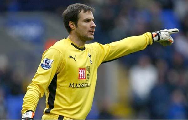 Galaxy goalkeeper Carlo Cudicini is on a free transfer from Tottenham Hotspur.