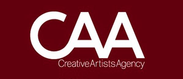 Company logo for Creative Artists Agency.
