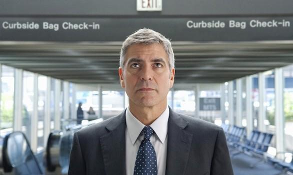 "George Clooney in ""Up in the Air"" accrues 10 million frequent flier miles."