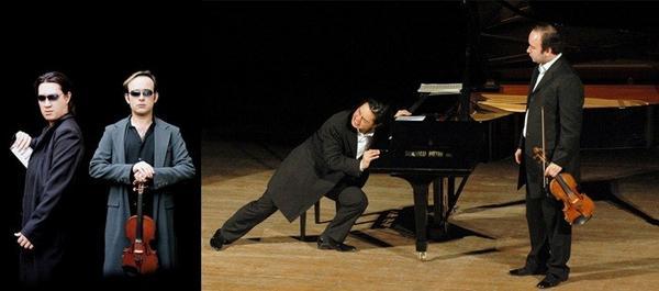 Igudesman & Joo will perform in Daytona Beach.