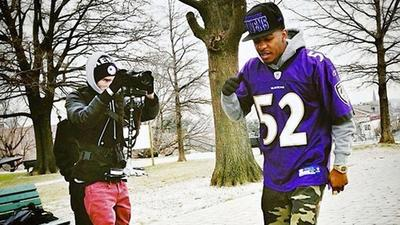 Ravens inspire a new anthem from West Baltimore rapper