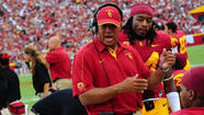 Changes in USC's defensive staff continued Thursday as Coach Lane Kiffin announced that secondary coach Marvin Sanders was no longer with the Trojans.