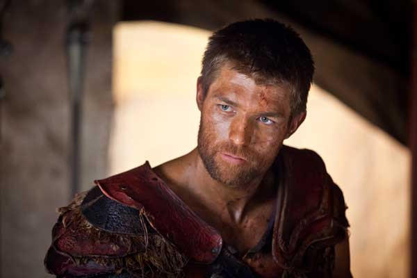 "The epic, blood-drenched series ""Spartacus: War of the Damned"" begins its final season tonight as Spartacus (Liam McIntyre) leads his growing slave rebellion against the Roman Empire, at 9 and 10 p.m. on Starz"