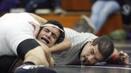 Photo Gallery: Hoover vs. Monrovia boys' wrestling