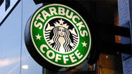 Americans still need their Starbucks fix even in the weak economy.