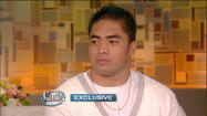 Manti Te'o tells Couric he briefly lied